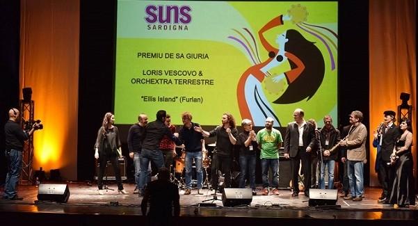 """Si chiude Suns Sardegna con la vittoria di Loris Vescovo e la sua """"Orchestra terrestre"""""""