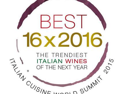DUBAI, 16 BEST 2016: 16 vini italiani per 16 sommelier d'eccellenza