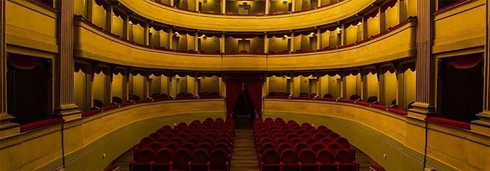 """Il teatro civico di Alghero ospita la stagione 2015/16 de """"La Grande Prosa e Danza"""""""