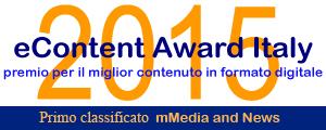 eContent Award 2015