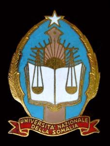Stemma della Università Nazionale Somala