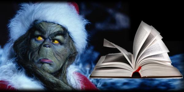 Grinch (dark christmas) in scena all'Alkestis