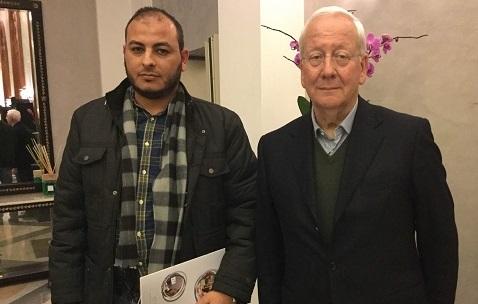 Importante incontro tra il segretario generale della Copeam (Rai) e Presidente della televisione pubblica libica