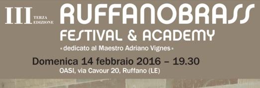 RUFFANOBRASS festival & academy