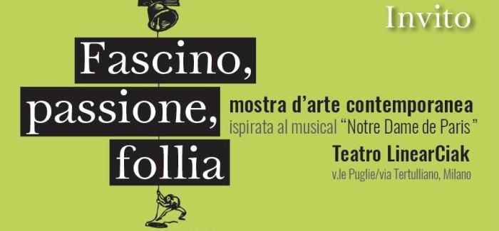"""Ruotando Art&Show inaugura la mostra """"Fascino, passione, follia"""""""