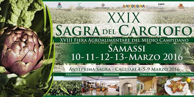 XXIX Sagra del Carciofo e XVIII Fiera Agroalimentare del Medio Campidano