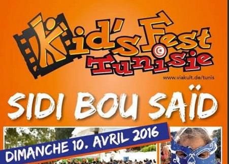 L'Istituto di cultura italiano al Kid's Fest Tunisia – L'Institut Culturel Italien au Kid's fest Tunisie