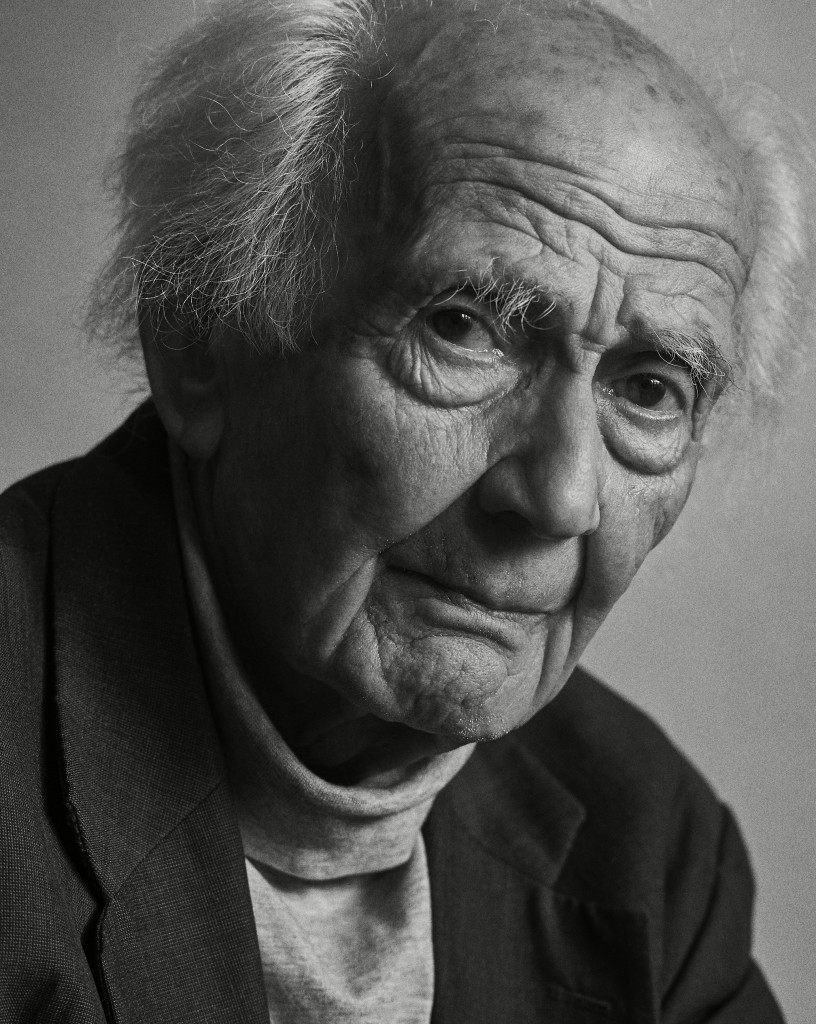 Zygmunt Bauman_ photographer James McNaught