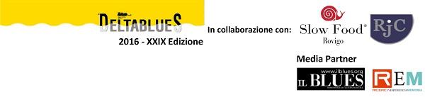 Deltablues 2016 – XXIX edizione