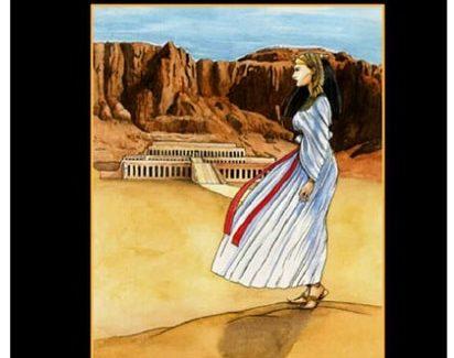 L'Antico Egitto a fumetti