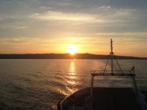 tramonto carlofortino