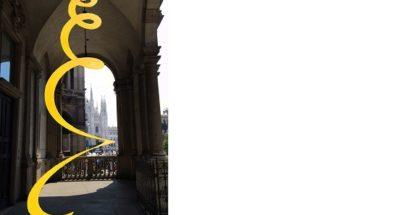 Installazione (di) molle, Palazzo Giureconsulti 1
