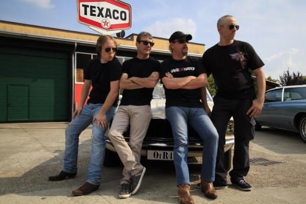 On The Road Quartet