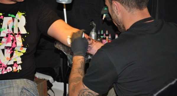 Si è chiusa la quinta edizione della Tattoo Convention