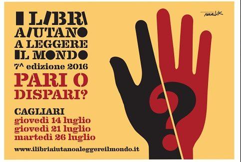 I libri aiutano a leggere il mondo- Tre appuntamenti a Luglio a Cagliari