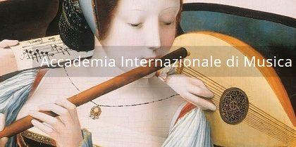 Accademia internazionale di musica di Cagliari 2016