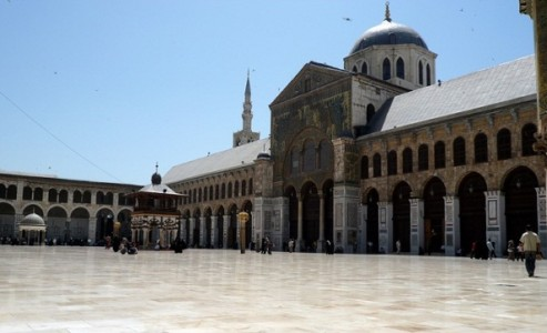 Damasco Moschea Omayade