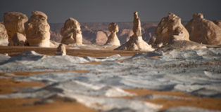 Deserto El Fayum