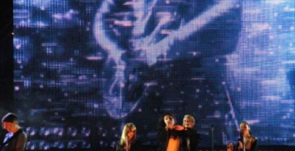Elisa in concerto ad Alghero 2010