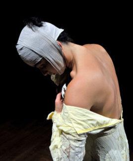Erika Di Crescenzo: Etude pour la Sainteté