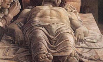 Il Cristo Morto di Mantegna