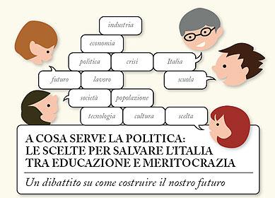 Infografica su politica ed educazione
