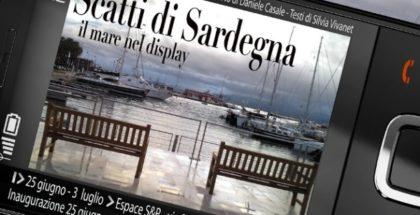 """Locandina """"Scatti di Sardegna"""""""