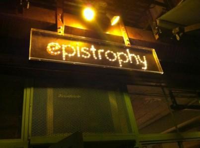 New York – L'Epistrophy – Esportazione, integrazione e trasformazione del modello mediterraneo