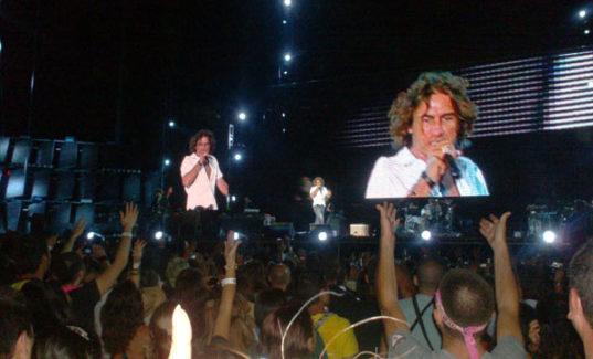 Ligabue a Cagliari, musica ed energia?