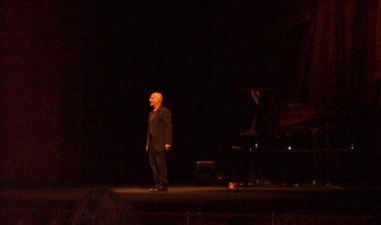 Ludovico Einaudi al Lirico di Cagliari