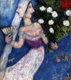 Chagall e il Mediterraneo in mostra a Pisa