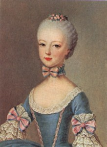 """Il viaggio della """"speranza"""" di una migrante di lusso. Maria Antonietta d'Asburgo"""