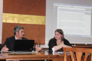 Relazione su Mediterraneo e web, San Sepolcro 21 maggio 2010
