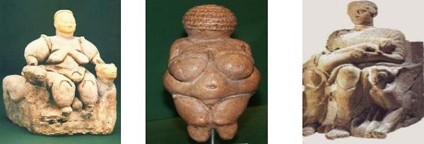 Dea, Madre, Donna: miti ed origini del femminile
