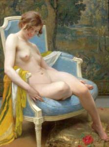 """""""Daphne"""" di Guillaume Seignac"""
