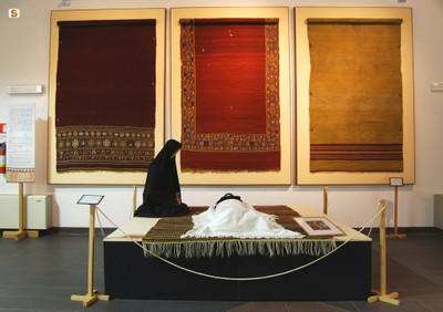 Su Tapinu de mortu: il drappo funebre sardo