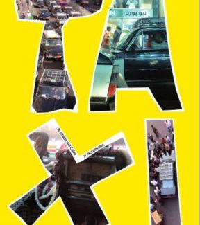 La società egiziana a bordo di un Taxi