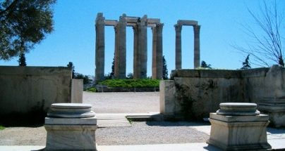 Tempio di Zeus Olimpo
