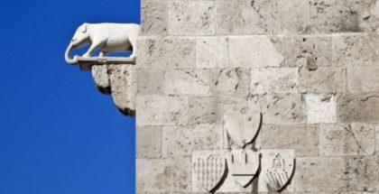 Torre dell'Elefante a Cagliari