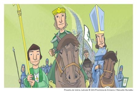 Illustrare il medioevo