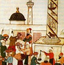 Una fiera medievale