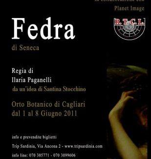Intervista ad Ilaria Paganelli, alla regia di Fedra