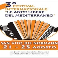 """Festival internazionale """"Le ance libere del Mediterraneo"""" 2016"""