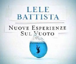 """L'album """"Nuove esperienze sul vuoto"""""""