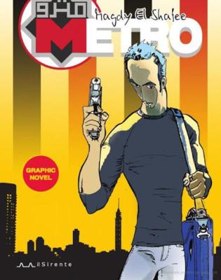"Il libro ""Metro"" di Magdy El Shafee"