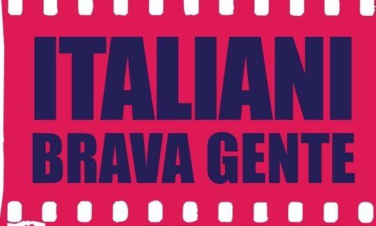 Italiani brava gente- un festival per capire l'Italia
