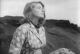 Ingrid Bergman in Stromboli