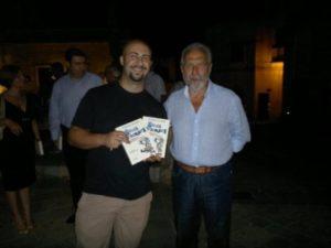 Antonio loconte e Antonio Caprarica