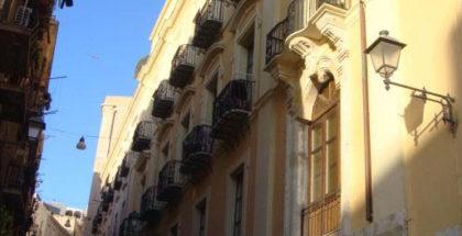 Cagliari quartiere di Marina