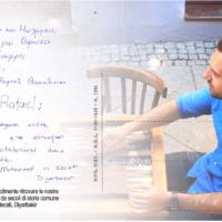"""Marc Mercier e ses """"Cartes postales vidéo"""""""